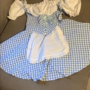 Dresses & Skirts - Dorthy/Waitress Halloween costume